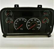 Freightliner M2 Dash Instrument Cluster Panel--p/n A22-74544-007 A22-74544-025