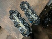 Mercury Cylinder Heads 858301-c For 225hp Dfi Optimax 2000 3.0l Bolts Included