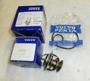 Volvo Penta 3588437 Thermostat And O-ring Kit [free Shipping] We Only Ship Usa