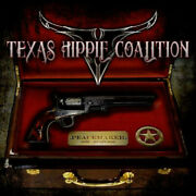 Peacemaker By Texas Hippie Coalition Cd 2012 Carved Records T-15
