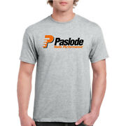 Paslode Nails Performance Tools New T-shirt Avail. In Bandw Tee