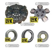 Kit Clutch Twin-plate Case For Tractor Agricultural 43 44 724 734 743 744 745