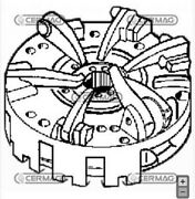 Mechanism Clutch Same For Tractor Agricultural Solaris 350 450 15704