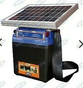 Energizer Ranch Ama S750 A Solar Panel 10w And Battery 91919