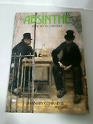 Absinthe History In A Bottle-barnaby Conrad-1988-pbk-illustrations, Photos