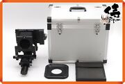 ◉rarenear Mint◉ Rollei Horseman X-act 2 Hasselblad V Mount Adapter By Fedex