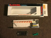 6-12714 Lionel - Automatic Crossing Gate For Lionel/mth/marx O Layout New