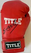 Kell Brook Hand Signed Red Boxing Glove The Special One.