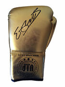 Kell Brook Hand Signed Boxing Glove Ibf Champion The Special One Gold.
