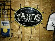 Yards Brewing Company Neon Sign Philadelphia's Own New Local Pick-up Only
