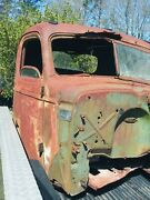 Chevrolet Gmc 1941 Cab With Doors And Door Glass Original Paint With Id Plate