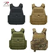 Rothco Modular Plate Carrier Regular 2xl Holds Front Back 10x12 Plates