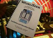 Wurlitzer 5250 And Stepper Wall Box Installation And Operation Manual 45 Page