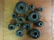 Omc Johnson Evinrude Mercury Outboard Lot Of Pinions Gears Of Gearcase