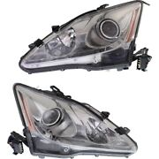 Lx2502133, Lx2503133 Hid Headlight Lamp Left-and-right Hid/xenon Lh And Rh