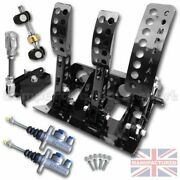 Fits Vauxhall Corsa Floor Mounted Cable Pedal Box Kit Andndash Sportline Ap Cylinder