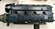 Clean Used Complete 2008 Yamaha 300 Hp 4 Stroke Port Cylinder Head