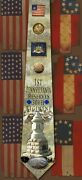 1st Pennsylvania Reserves 30th Pa American Civil War Themed Menand039s Neck Tie
