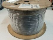 Belden 8164 060 24 Awg Cable Wire 4 Pair 7 Strand / 32 Awg 600 V 730ft Long