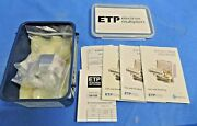 Thermo Scientific Etp Ion Detector Dm156f Electron Multiplier Ion Trap / In Box
