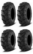 New Complete Set Of Itp Mud Lite Ii Tires - 2002-2008 Yamaha 660 Grizzly