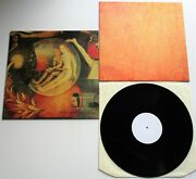 Dead Can Dance - Aion Uk 1990 4ad White Label Lp With Inner Sleeve