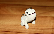 Little Big Planet 3 Very Rare Promo Oddsock Mini Figure Keychain Ps3 Ps4 2014