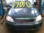 Temperature Control Knob Assembly Turn Coupe Dohc Fits 99-00 Civic 463990