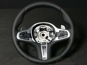 8094544 New Bmw X4 G02 M Sport Leather Steering Wheel Heater Paddles