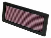 Kandn 33-2936 For Mini Bmw Cabrio R57 Washable Reusable Drop In Panel Air Filter