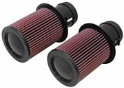 Kandn E-0669 For Audi R8 Gen 1 High Performance Washable Drop In Panel Air Filter