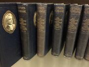 Luther Burbank His Methods And Discoveries Complete 12 Volume Set 1914
