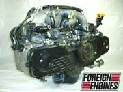 Subaru 2.0 Ej20 Replacement Engine For The 2.5 Ej25 Legacy 2002 2003 2004 2005