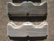 Holmes Moon 348 409 Finned Valve Covers