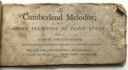 Cumberland Melodist Or A Choice Selection Of Plain Tunes 1804