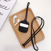 New Silicone Tpu Soft Case Protective Skin Cover For Airpods1/2 Earphone Charger