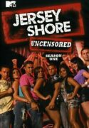 Jersey Shore Mtv Complete Uncensored Season One Series 1 Tv Show Dvd New Reality