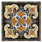 36x36 Marble Inlay Table Top Decorative Beautiful Home Decor 558
