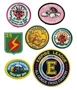 Basics Custom Embroidered Design-your-own Patch/emblem