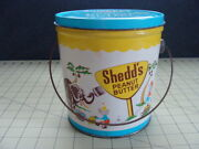 Sheddand039s Peanut Butter Tin Can