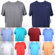 Tommy Bahama T-shirt Crew Neck Short Sleeve Navy/gray/red/teal/blue/white/aqua