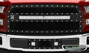 T-rex Grille Grills 6315731 Torch Series Led Light Grille Grill Fits 15-17 F-150