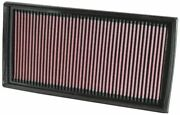 Kandn 33-2405 For Mercedes-benz R Class W251 Washable Drop In Panel Air Filter
