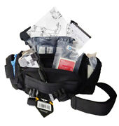 Israeli First Aidand039s Tactical Kit Pro For Outdoor Camping Survival Trips Bag