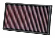 Kandn 33-3005 For Volkswagen Arteon Performance Washable Drop In Panel Air Filter