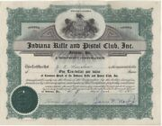 Indiana Rifle And Pistol Club Inc. Stock