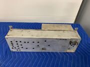 Motorola Micor Upright Base Repeater Rt Station Part Trd1803ab Tln4727a Receiver