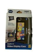 New In Box Vtech Innotab 3 S Protective Video Display Case Gray Dots 3s