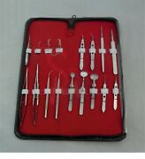Cataract Chalazion Ophthalmic Cataract Surgery Set Surgical Instruments