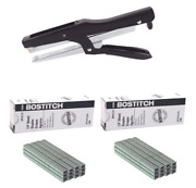 Bostitch P3-ind Stapler And 2 Boxes Of Sp191/4 P3 Staples - Brand New